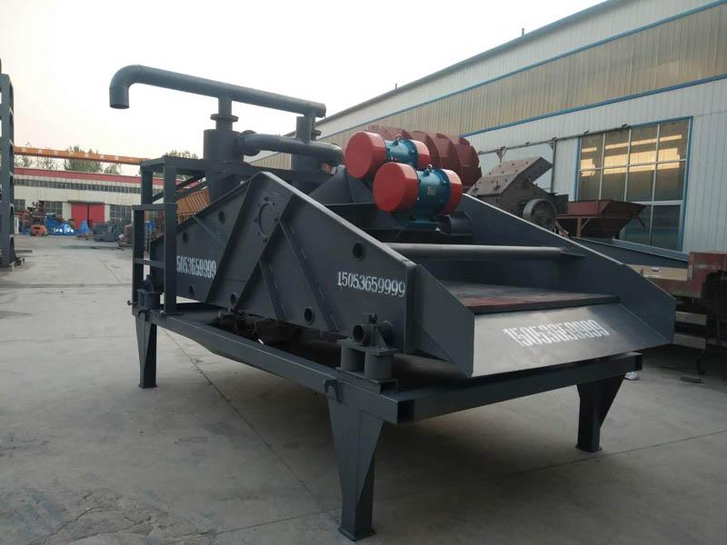 细沙回收泥浆脱水设备